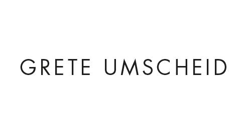 Print Design | Visitenkarte | Grete Umscheid | Architekturbüro, München | Konzeption, Design und Druckabwicklung