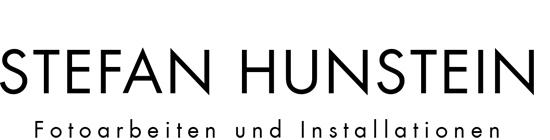 Print Design | Logo | Stefan Hunstein | Fotoarbeiten und Installationen, München | Printvorlage und Webversion | Konzeption, Design und Druckabwicklung