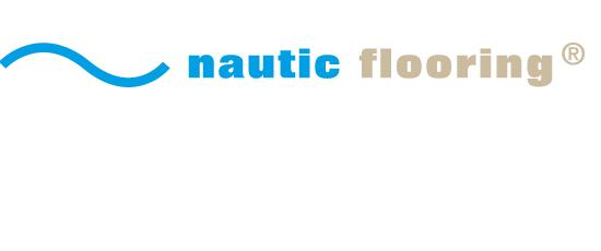 Print Design | Logo icon | nautic flooring GmbH, München | Printvorlage und Webversion | Konzeption, Design und Druckabwicklung