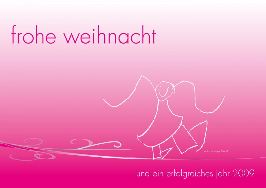 Print Design | Flyer | Weihnachtskarte | osmosis, Ingolstadt | Design und Druckabwicklung