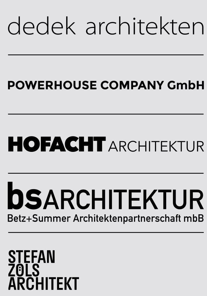 Print Design | Türschild | Bürogemeinschaft, München | Design und Druckabwicklung